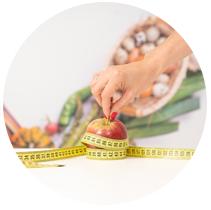 ana dietista nutricionista manzana mini - Inicio